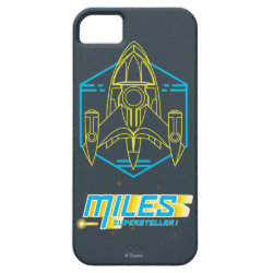 Case-Mate Vibe iPhone 5 Case with Stellosphere Badge design
