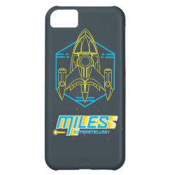 Case-Mate Barely There iPhone 5C Case with Stellosphere Badge design
