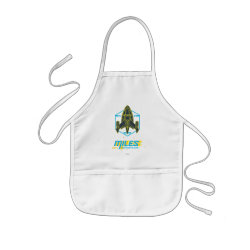 Kid's Apron with Stellosphere Badge design
