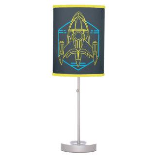 Stellosphere Badge Table Lamp