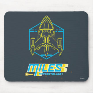 Stellosphere Badge Mouse Pad