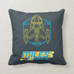 Stellosphere Badge Pillows