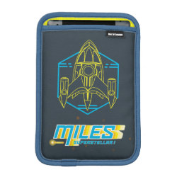 iPad Mini Sleeve with Stellosphere Badge design