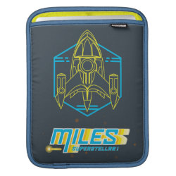 iPad Sleeve with Stellosphere Badge design