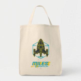 Stellosphere Badge Tote Bag