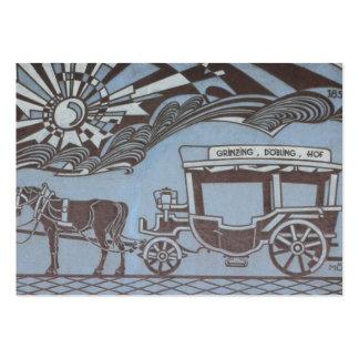 Stellwagen Grinzing Hof Large Business Card