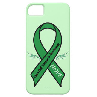 Stem Cell Awareness Ribbon iPhone 5 Case