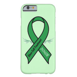 Stem Cell Donor Awareness Ribbon Barely There iPhone 6 Case