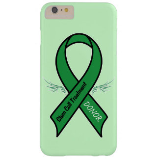 Stem Cell Donor Awareness Ribbon Barely There iPhone 6 Plus Case