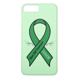 Stem Cell Donor Awareness Ribbon iPhone 8 Plus/7 Plus Case