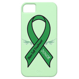 Stem Cell Donor Awareness Ribbon iPhone SE/5/5s Case