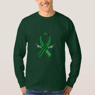 Stem Cell Donor Awareness Ribbon T-Shirt