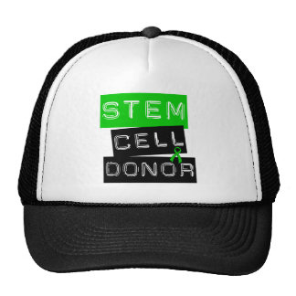 Stem Cell Donor Trucker Hat