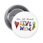 Stem Cell Research Buttons