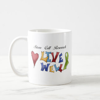 Stem Cell Research Classic White Coffee Mug