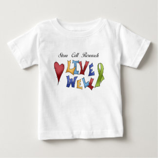 Stem Cell Research Tee Shirts