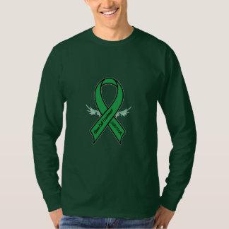 Stem Cell Survivor Awareness Ribbon T-Shirt