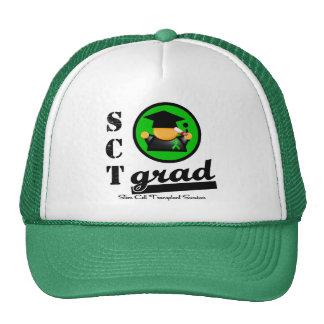 Stem Cell Transplant Grad Trucker Hat