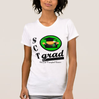 Stem Cell Transplant Grad T-shirt