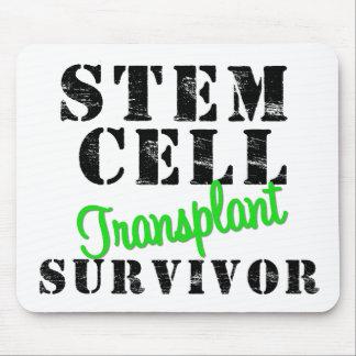 Stem Cell Transplant Survivor Mouse Pad