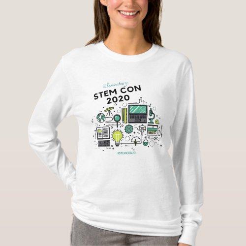 STEM CON 2020 Long Sleeve Tshirt