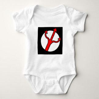 Stem Duivels Baby Bodysuit