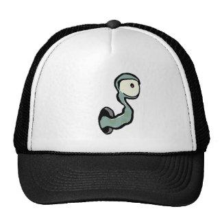 stemmed eye trucker hat