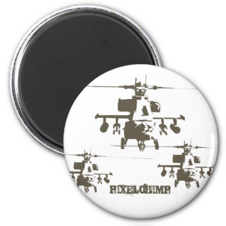 Stencil Apache Group Magnets
