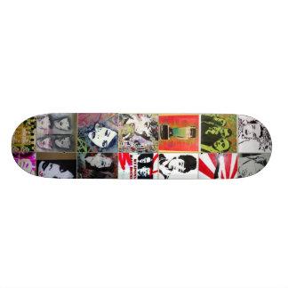 Stencil Skate Decks