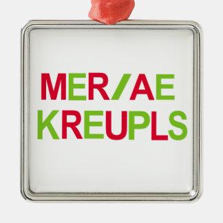 Steno Court Reporting Christmas Holiday Christmas Tree Ornaments