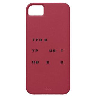 Steno ningunas otras preguntas llama por teléfono iPhone 5 funda