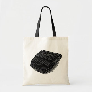 Stenograph machine court reporter souvenir bag