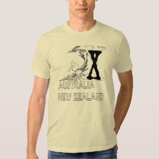 Stent Road, New Zealand T-shirt