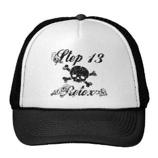 Step 13 - Retox Hats