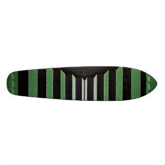 Step and STEPS : Colorful Beauty Stripes Skate Board Decks