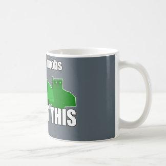 Step Back Noobs We Got This Unturned Merchandise Coffee Mug