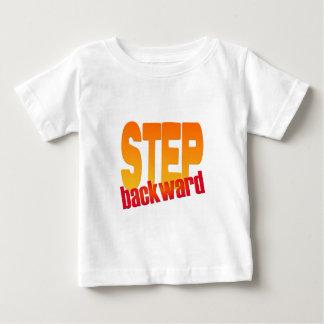 step backward baby T-Shirt