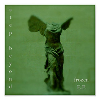 step beyond frozen ep cover art poster