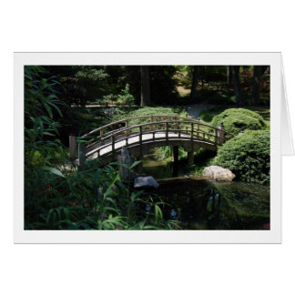Step Bridge Card