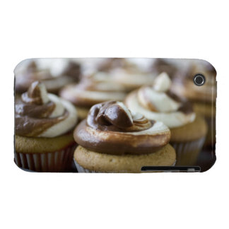 Step by step photos of peanut butter cupcakes Case-Mate iPhone 3 case