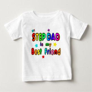 Step Dad Best Friend Baby T-Shirt