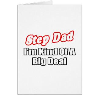 Step Dad...Big Deal Card