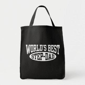 Step Dad Canvas Bag
