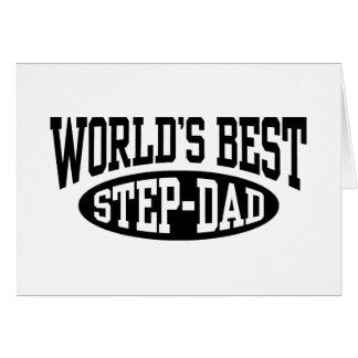 Step Dad Card