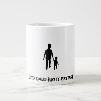 Step Dad Do It Better Jumbo Mug