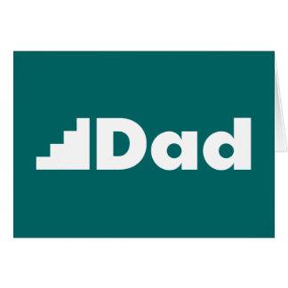 Step Dad Note Card