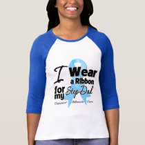 Step-Dad - Prostate Cancer Ribbon T-Shirt