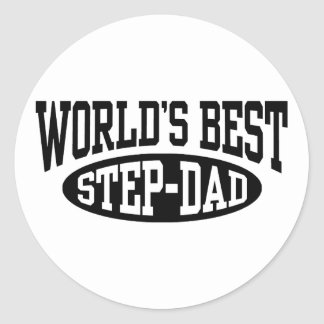 Step Dad Sticker