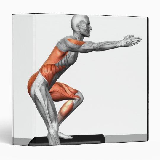 Step-Down Exercises 3 Ring Binder