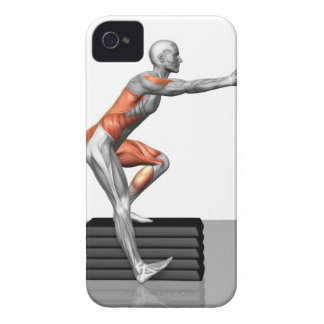Step-Down Exercises Case-Mate iPhone 4 Cases